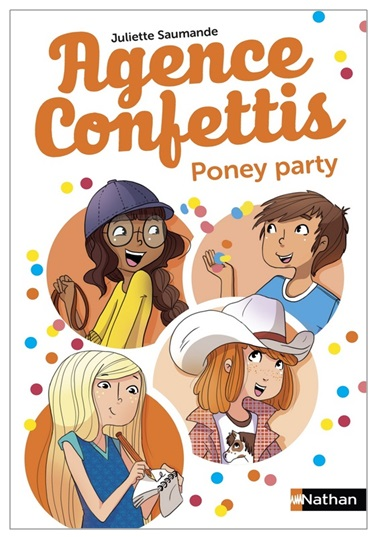 Agence Confettis – Poney party