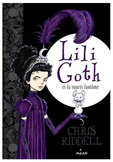 lili goth et la souris fantome